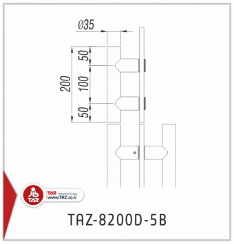 TAZ-8200D-5B