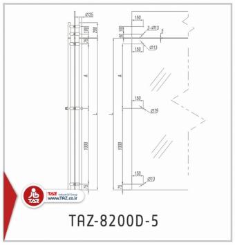 TAZ-8200D-5D