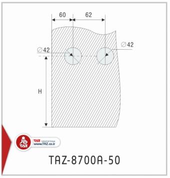 TAZ-8700A-3,50