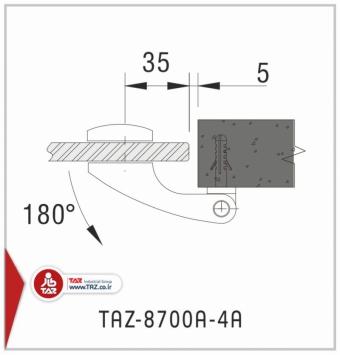 TAZ-8700A-4A
