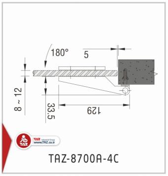 TAZ-8700A-4C