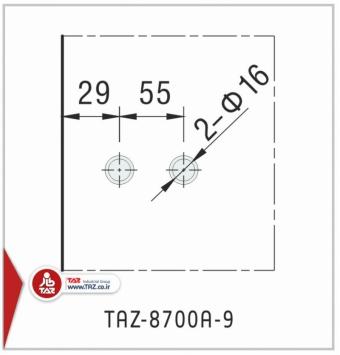 TAZ-8700A-9
