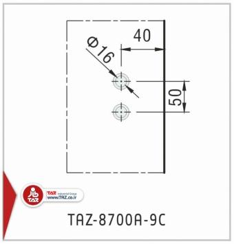 TAZ-8700A-9C