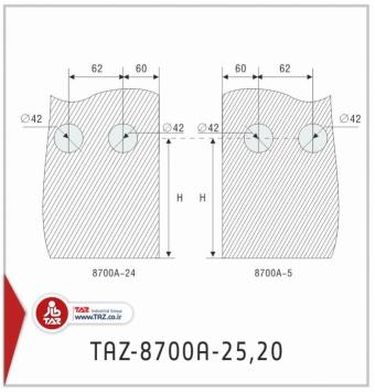 TAZ-8700A-25,20