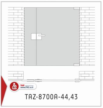 TAZ-8700A-44,43