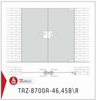 TAZ-8700A-46BL,45BR