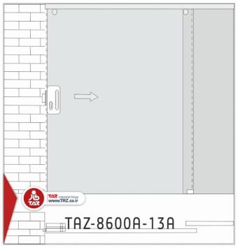 TAZ-8600A-13C,13A