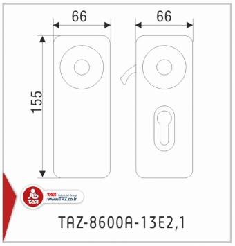 TAZ-8600A-13E2,1