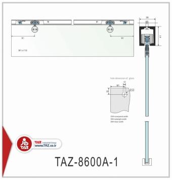 درب متحرک سری: TAZ-8600A-1