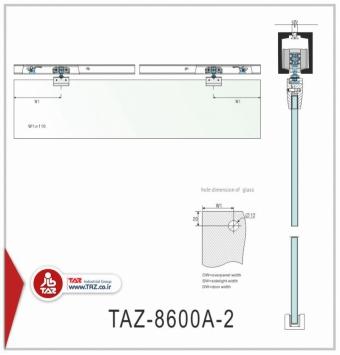 درب متحرک سری: TAZ-8600A-2