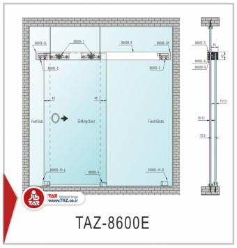 درب متحرک سری: TAZ-8600E