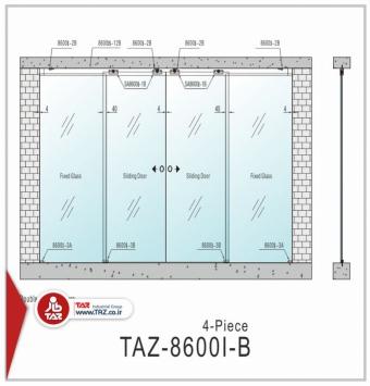 درب متحرک سری: TAZ-8600I-B