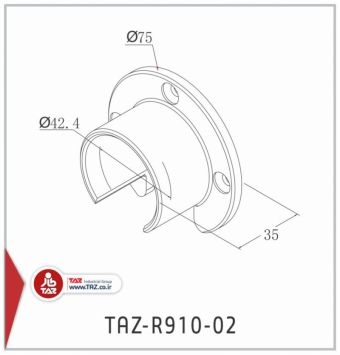 TAZ-R910-02