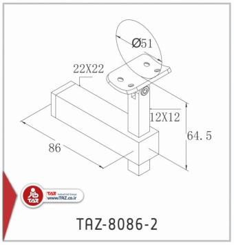 TAZ-8086-2