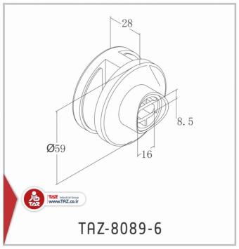 TAZ-8089-6