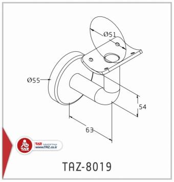 TAZ-8019