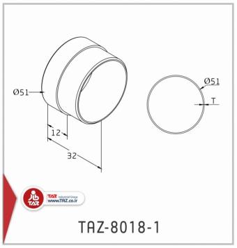 TAZ-8018-1