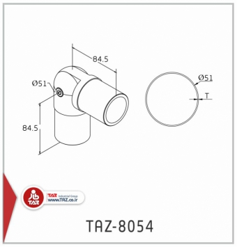 TAZ-8054