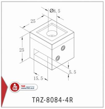 TAZ-8084-4R