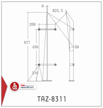 TAZ-8311