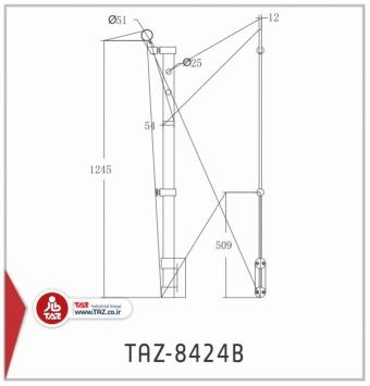 TAZ-8424B