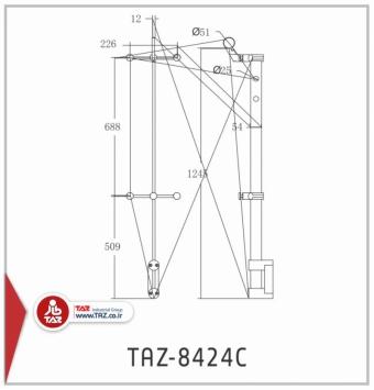 TAZ-8424C