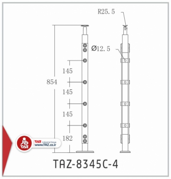 TAZ-8345C-4