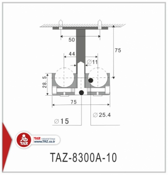 TAZ-8300A-10