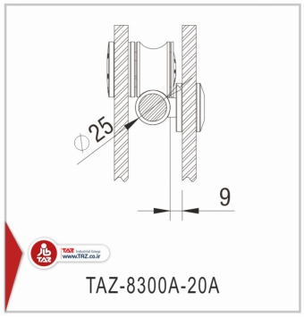 TAZ-8300A-20A