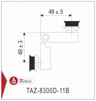 TAZ-8300D-11B
