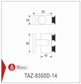 TAZ-8300D-14