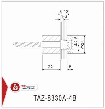 TAZ-8330A-4B