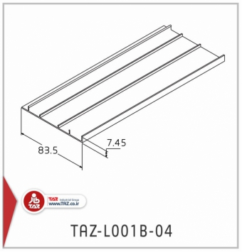 TAZ-L001B-04