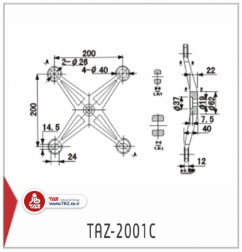TAZ-2001C