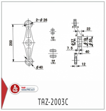 TAZ-2003C