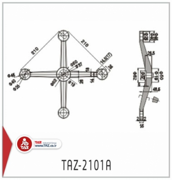 TAZ-2101A