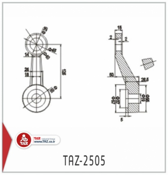 TAZ-2505
