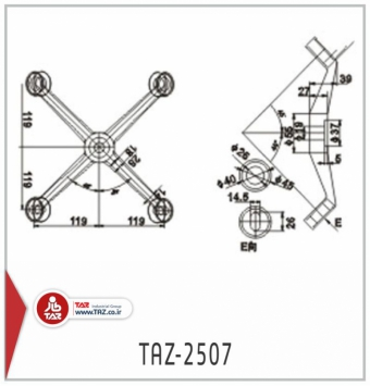 TAZ-2507