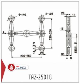 TAZ-2501B