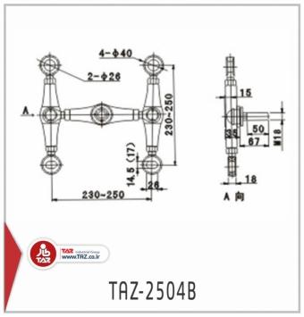 TAZ-2504B