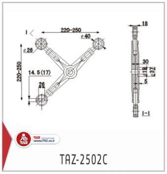 TAZ-2502C