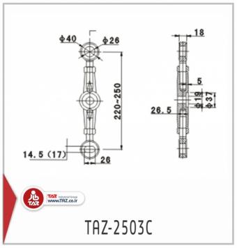 TAZ-2503C