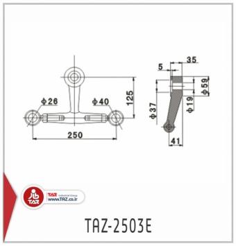 TAZ-2503E
