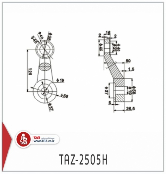 TAZ-2505H