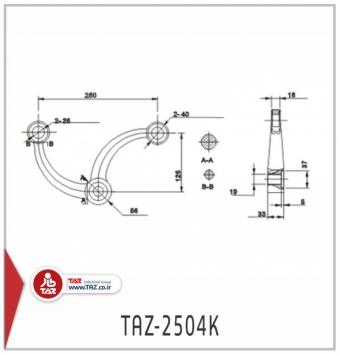 TAZ-2504K