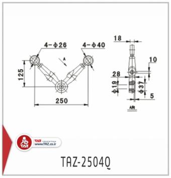 TAZ-2504Q