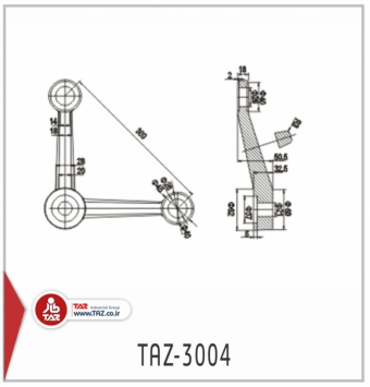 TAZ-3004