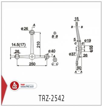 TAZ-2542