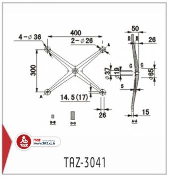 TAZ-3041