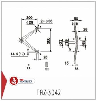 TAZ-3042